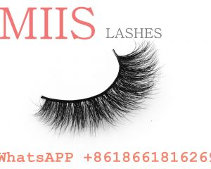 own brand 3d mink Lashes makeup