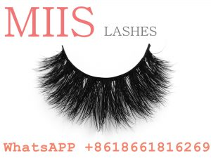 own brand private label 3D mink lashes