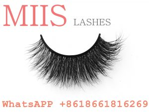 customized your own brand real mink lashes