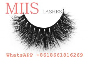 most popular customized eyelashes