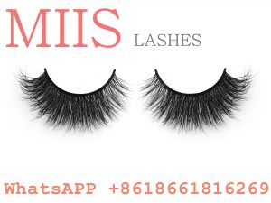 artificial mink fur eyelash factory